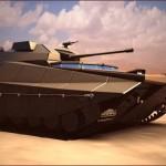 Израиль «рассекретил» боевую машину будущего