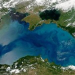 НАСА — Черное море резко поменяло цвет
