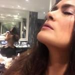 50-летняя Сальма Хайек опубликовала в Instagram свое полуобнаженное фото