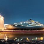 Яхта британского миллиардера свела с ума жителей Хайфы