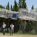 Toyota впервые испытала прототип «летающего автомобиля»