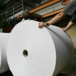 В Японии начали выпуск бумаги из камня