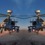 В США впервые испытали боевой вертолет с лазерным оружием