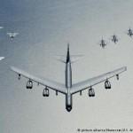 США перебросили в Европу стратегические бомбардировщики B-52