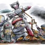 Россия тратит на войну и армию значительно больше, чем считалось ранее