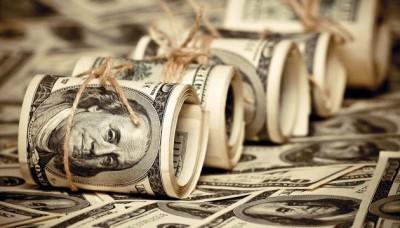 Вложения РФ воблигации США впервый раз затри года превысили $100 млрд