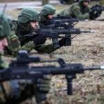 Канада перебрасывает военных в Латвию