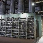 Cамая большая ферма по добыче биткоина потребляет энергию небольшой электростанции