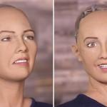 Интеллектуальный андроид София заявила, что хотела бы завести мужа (видео)