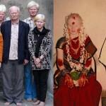 Самая большая в мире семья альбиносов проживает в Индии