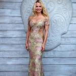 Памела Андерсон в откровенном платье показала результаты последней пластики тела