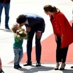 Трехлетний сын премьера Канады стал главным объектом внимания камер на G20 (фото)