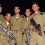 Израильская армия объединила в своих рядах солдат из «потерянного колена» Индии