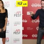 Дженифер Лопес коротышка, а Ди Каприо гигант — какого на самом деле роста голливудские звезды