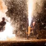 Фестиваль традиционных фейерверков в Японии