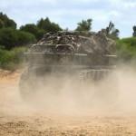 Израильская армия заменит вьючных лам роботами