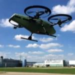Airbus проведет испытания пассажирского квадрокоптера в 2018 году