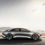 Новый серийный электромобиль обошел по параметрам Tesla
