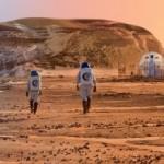 Китай строит модель марсианской базы для привлечения будущих китайских марсиан