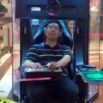 Китай придумал камеры хранения для мужей