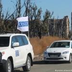 Германия и Франция требуют немедленно прекратить огонь в Донбассе