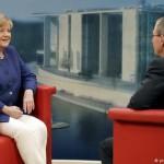 В случае победы на выборах Меркель намерена править дольше Брежнева
