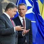 Председательствовать на заседании Комиссии Украина-НАТО будут Порошенко и Столтенберг