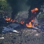 Военный самолет в США разбился — 16 погибших