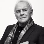 «Мистер Элегантность» — 79-летний Энтони Хопкинс принял участие в рекламной кампании