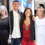 Знаменитые «звезды» — покорители женских сердец и их мамы