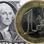 Курс евро к доллару поднялся на самый высокий уровень за более чем два с половиной года!