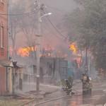 В Ростове сгорело 120 домов