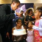 """Мишель Обама поздравила супруга с днем рождения: """"Ты феноменальный парень"""""""