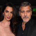 Джордж Клуни рассказал, что ему трудно быть отцом, но безумно влюблен в жену