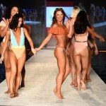 В Австралии эксперты поругались из-за полных моделей на подиумах