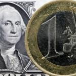 Курс доллара в понедельник продолжил рост к основным валютам