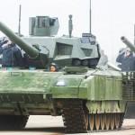 Проект танка «Армата» лопнул как мыльный пузырь