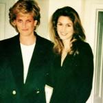 Синди Кроуфорд поделилась воспоминаниями о принцессе Диане и ее отношениях