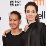 16-летний сын Анджелины Джоли впервые дал интервью и рассказал о ней
