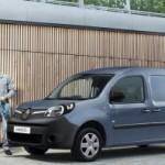 Электрический Renault Kangoo на 50% увеличил запас хода