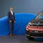 BMW выпустит электромобиль с запасом хода 700 км