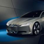 BMW представила новый прототип электрокара с запасом хода 600 км