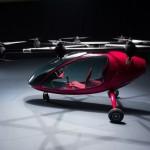 Вслед за Дубаем воздушное беспилотное такси испытали в Европе
