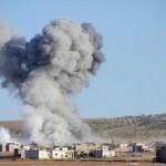 Поддерживаемый Путиным режим Асада продолжает бомбардировки севера Сирии