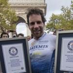 Вокруг света за 79 дней: новый рекорд британского велосипедиста