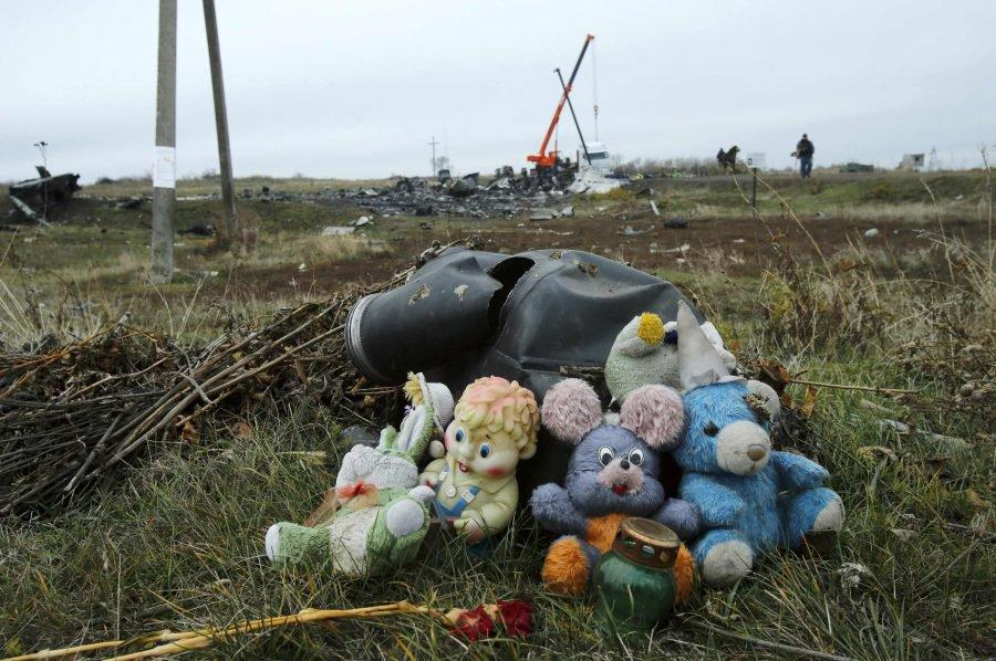5 стран объединились для «наказания виновных вкрушении MH17»