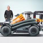 Производитель пылесосов будет производить электромобили Dyson