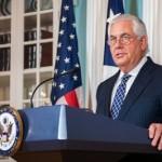 Госсекретарь США Тиллерсон в Китае обсудит усмирение КНДР — официальный представитель