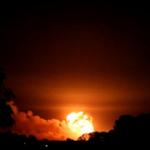 Взрывы военных складов в Украине: историческая подборка
