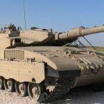 Армия США оденет свои танки в израильскую систему защиты